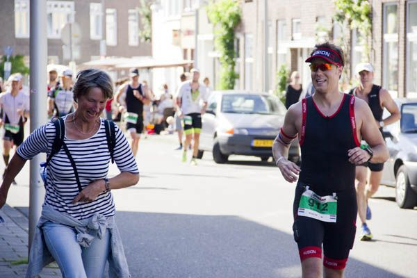 Ironman Maastricht hardlooponderdeel