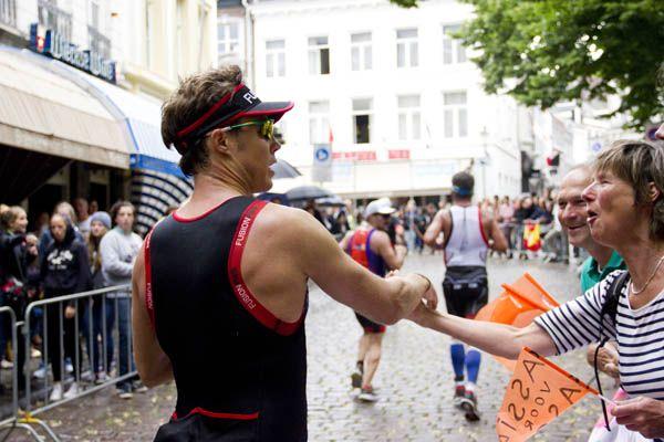 Ironman Maastricht hardlopen