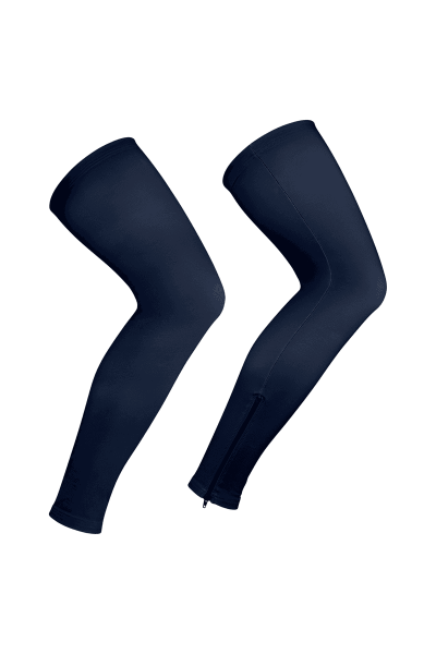 Blauwe beenstukken