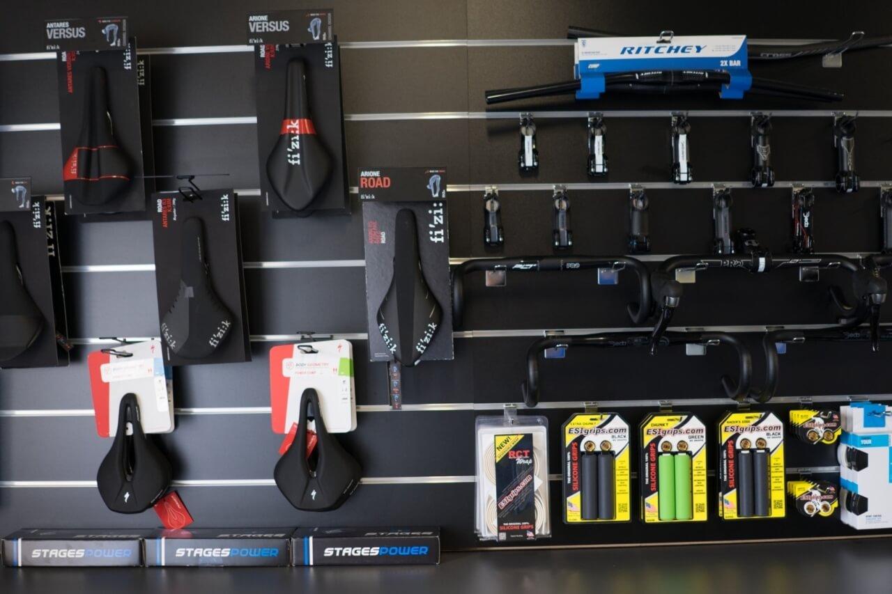 Bikefitting-onderdelen