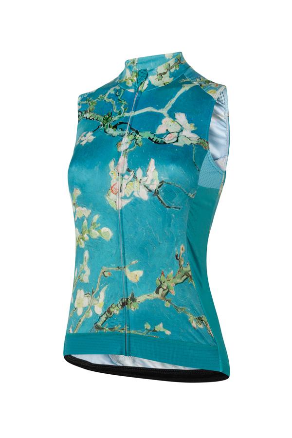 almond-blossom-van-gogh-mouwloos-dames-fietsshirt