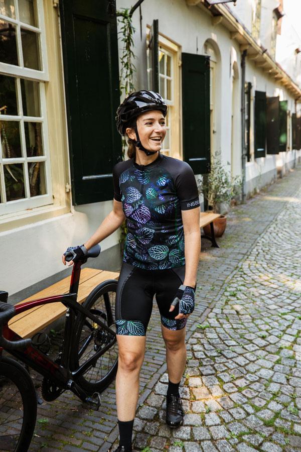dames-fietskleding-set-zwart